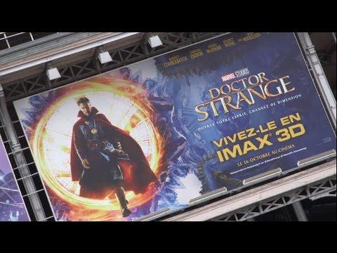 Doctor Strange - Reportage : L'avant-première au Comic Con de Paris !
