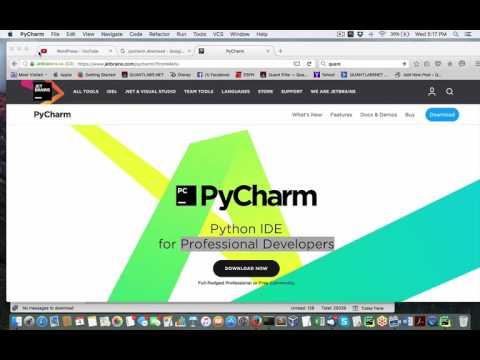 Why Wordpress over PyCharm with Python web Django Flask or Qt
