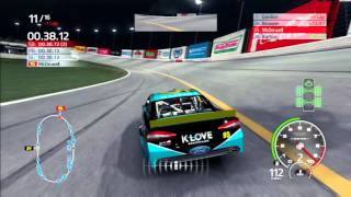NASCAR '15 Victory Edition - Michael McDowell @ Atlanta Night