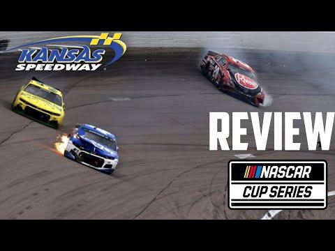 NASCAR SCREWED UP! | NASCAR At Kansas Post Race Review