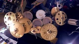 Atreyu - Anger Left Behind (Drum Cover) - Brendan Shea
