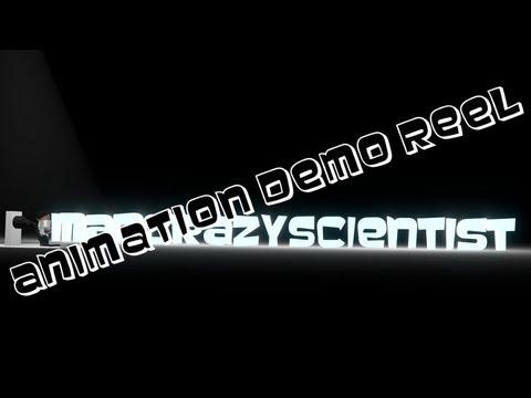Animation Demo Reel 1
