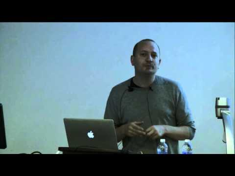 Hyde Lecture: Florian Idenburg