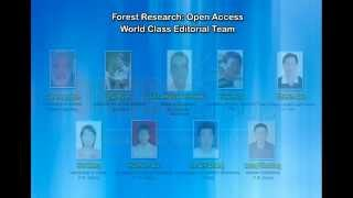 Forest Research Open Access Journal OMICS Publishing Group