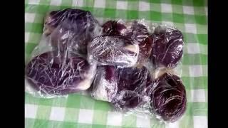 Как правильно замораживать баклажаны на зиму, чтобы они не были резиновыми