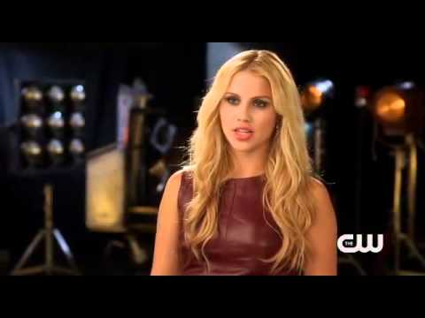 Claire Holt vampire diaries interview