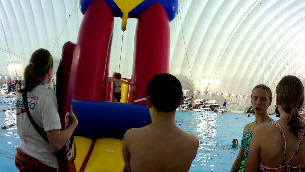 Thanh mt hood community college swimming pool youtube for Mt hood community college pool open swim