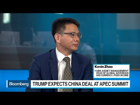 How UBS's Zhao and Allianz's Petersen Are Trading the Trade Tensions