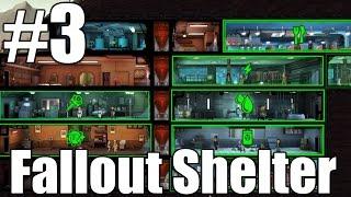 Video Fallout Shelter Gameplay #3 - Everyone's Happy (IPAD) download MP3, 3GP, MP4, WEBM, AVI, FLV November 2017
