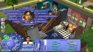Die Sims 2 - Let´s Play - Wandervogel Janosch #12 - Hobby Sport – (Deutsch)