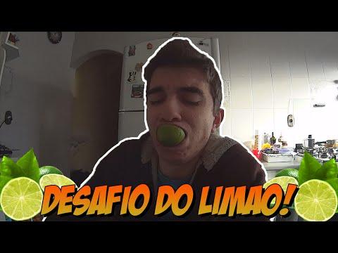 DESAFIO DO LIMÃO !!
