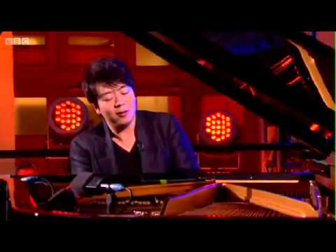"""Lang Lang on BBCs """"The One Show"""""""