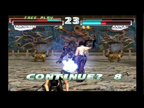 Tekken Tag Tournament: Arcade Playthroughs (Jack-2 & Xiaoyu)/(Jin & Angel)/(Jun & Unknown)