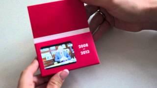 видео Корпоративная открытка для компании Лукойл