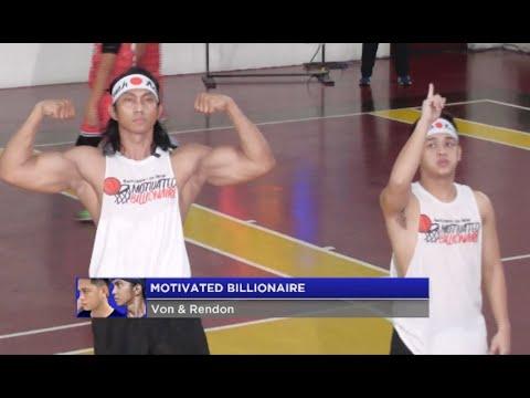Battle Of The Youtubers - Motivated Billionaire Vs Brusko Bros (2v2 BasketBall)