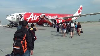 Video AirAsia X A330-300 (D7222) Flight Review - Kuala Lumpur (LCCT) to Sydney (YSSY) download MP3, 3GP, MP4, WEBM, AVI, FLV Agustus 2018