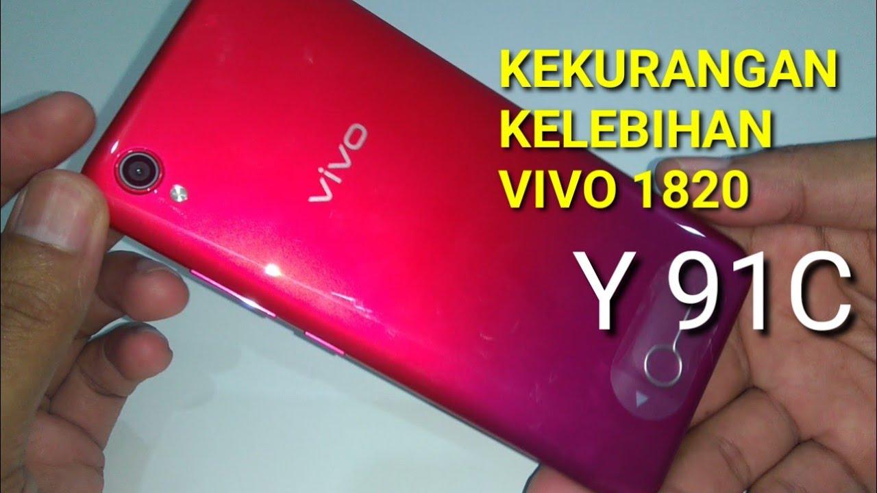Kelebihan Dan Kekurangan Vivo 1820 Y91c Youtube