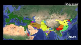 Animated Map of Civilizations