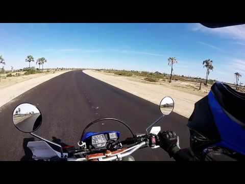 Un Gars, une moto en Namibie et Afrique du Sud part 3