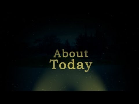 Download The National - About Today (Lyrics video)