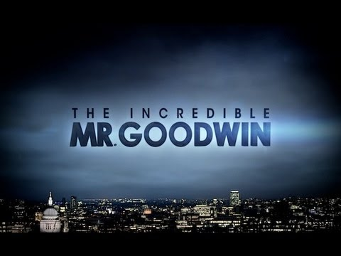 Download Danger man The incredible Mr. Goodwin, lying on a single nail