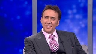 Nicolas Cage Interview 2014: Actor Gets Rave Reviews for