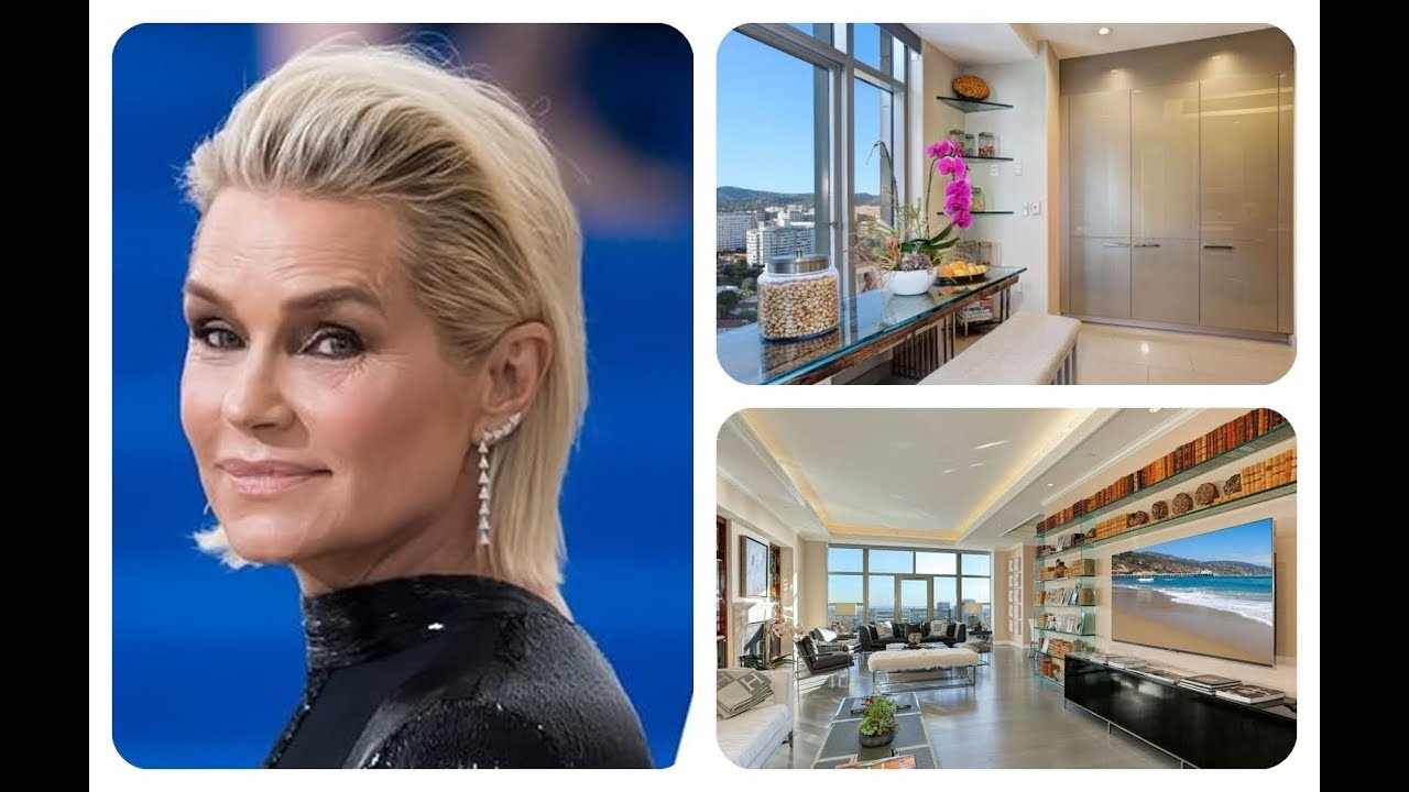 Tour Real Housewives Of Beverly Hills Star Yolanda Hadid S L A Home