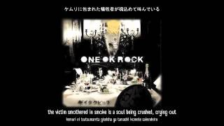 Kemuri - ONE OK ROCK [eng sub]