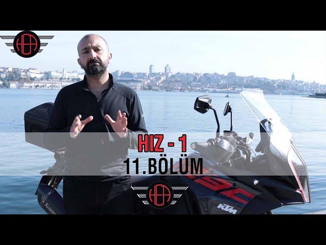 Hız 1 -  İleri Sürüş Teknikleri | 11.Bölüm