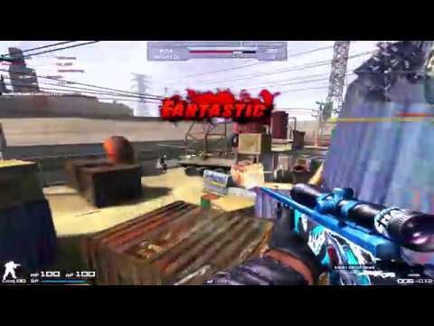 NeoNiiZBaacK    Combat Arms    BravoTage #2