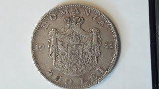 500 лей 1944 Румыния ( 500 Lei 1944 Romania)