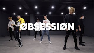 Download 엑소 EXO - OBSESSION (Boys ver.) | 커버댄스 DANCE COVER  | 안무거울모드 MIRRORED | 연습실 PRACTICE ver.