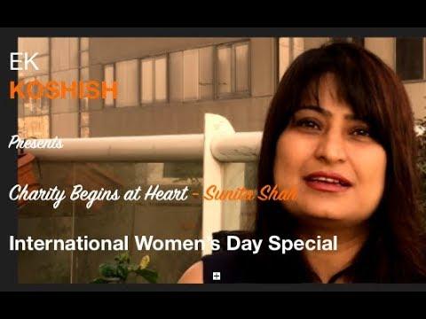 Ek Koshish (Dubai): Charity Begins at Heart | International women's day special
