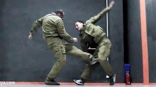 Атака. Взлом обороны. Пластунский рукопашный бой, система боя Леонид Полежаев.