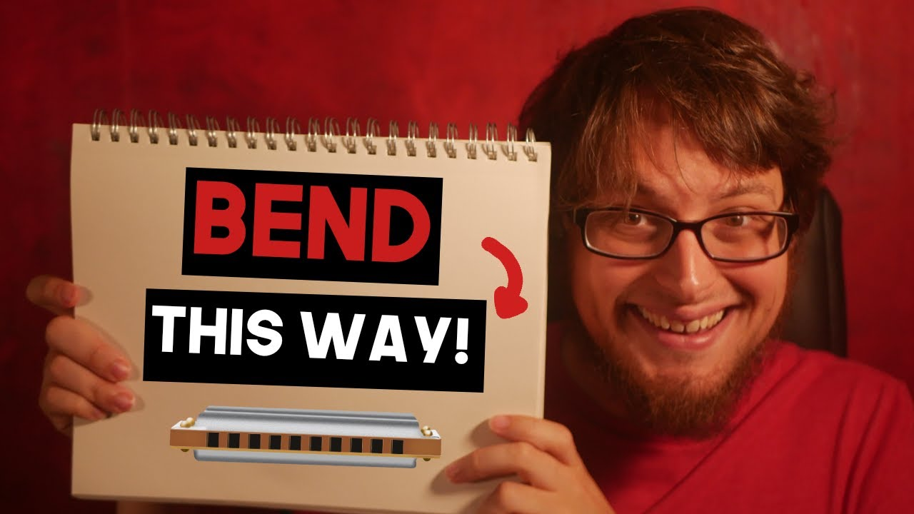 Download ♫ How to Bend Harmonica Notes ♫  (My Top 3 Tips!)