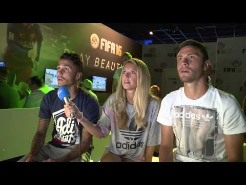 FIFA 16 Ultimate Team - FUT Draft mit Jonas Hector und Leo Bittencourt