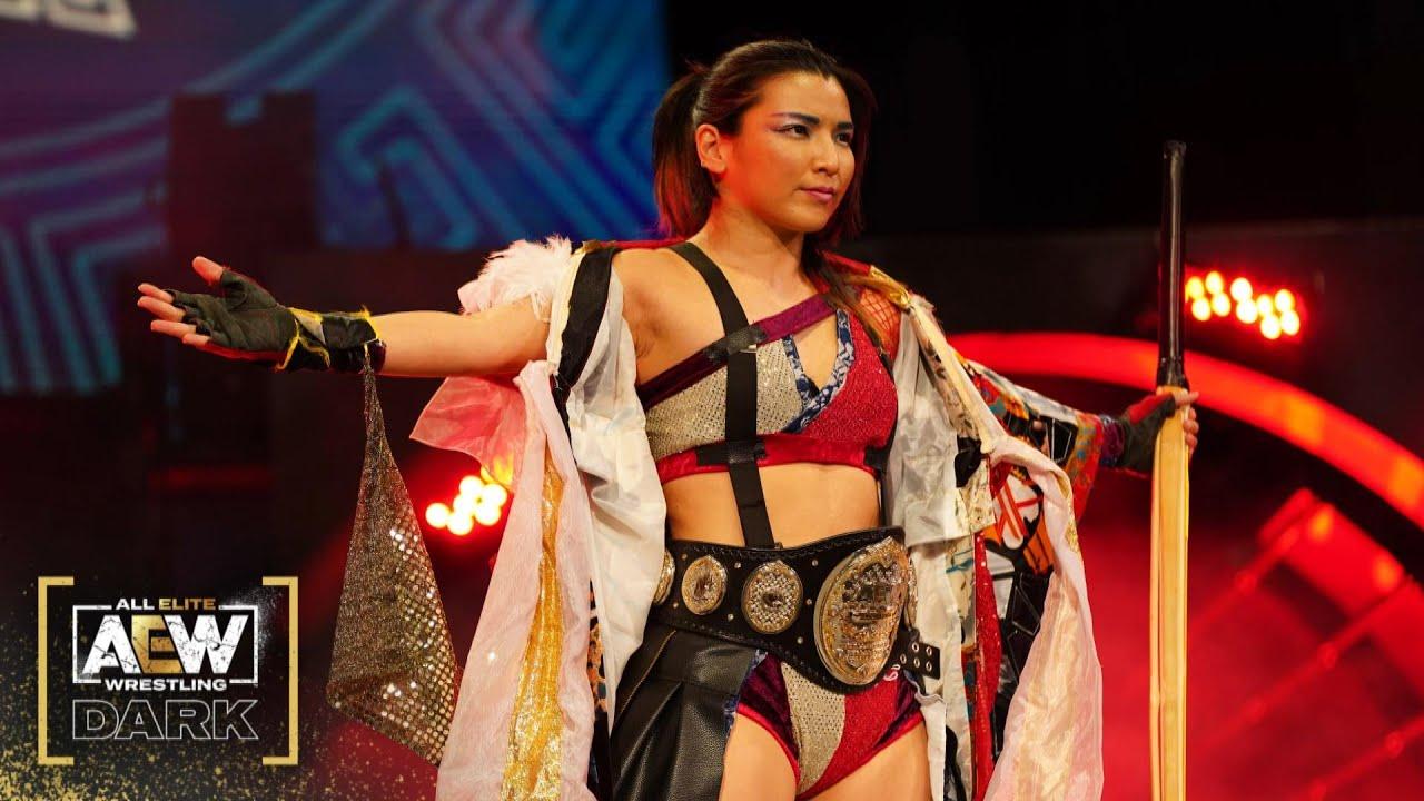 Hikaru Shida vs Kilynn King | AEW Dark 12/15/20
