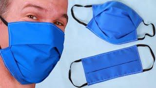 COMO HACER CUBREBOCAS - como hacer tapabocas casero con filtro - mascarillas de tela - barbijos