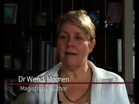 Dr Wendi Momen Interview - Building Justice and Peace