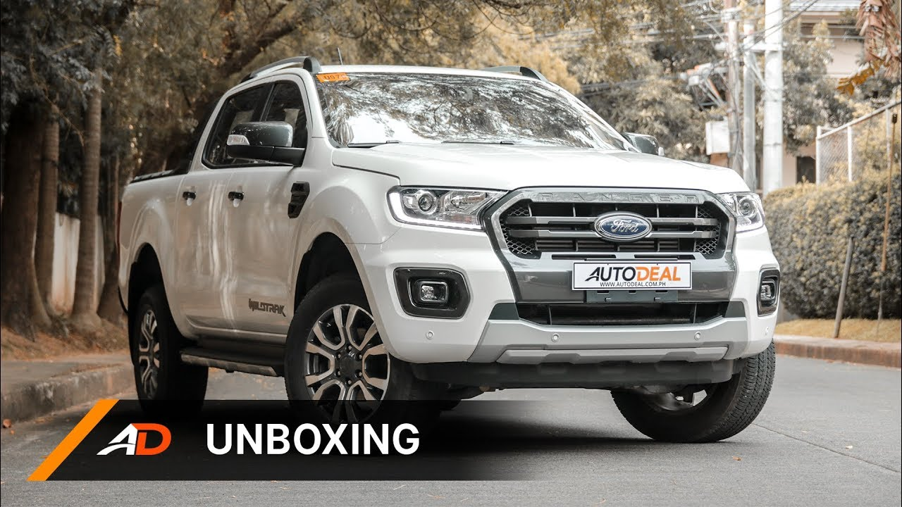 Ford Ranger 2 0 Wildtrak 4x2 At Unboxing Youtube