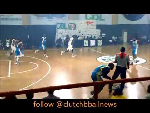 CBL highlights Produced by clutch sports Lagos city stars, Abidjan Raiders, Giants etc