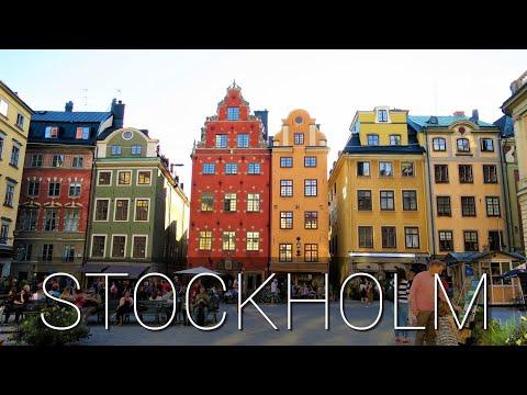 Vlog #27: Stockholm, Sweden || STORTORGET IN SUMMER