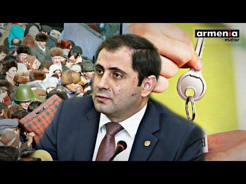 БРАВО: В Армении 20 семей, изгнанных из Азербайджана, получили квартиры