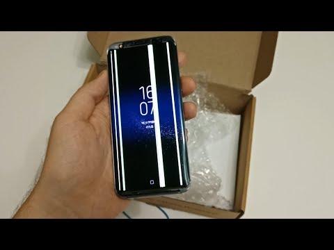 Риски при Переклейке Стекла на Samsung S8