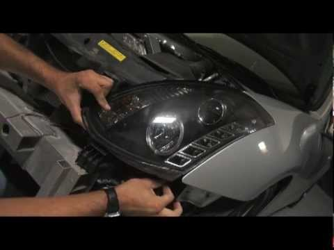 spyder auto installation: 2003-2007 infiniti g35 (coupe) head light  installation guide - youtube