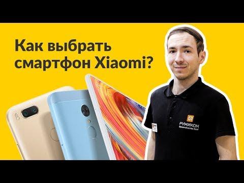 Как выбрать лучший смартфон Xiaomi? Рассказ от консультанта «Румиком».