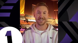 Calvin Harris reveals new alias Love Regenerator