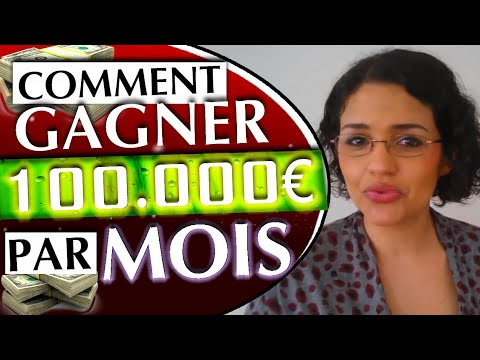 comment gagner 100 000 euros par mois youtube. Black Bedroom Furniture Sets. Home Design Ideas
