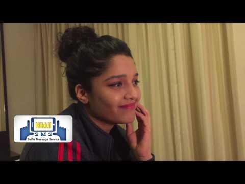 Actress Ritika Singh Latest Interview - Part 2 - Nikkil SMS ( Selfie Message Service )
