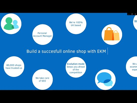 Create An Online Shop With The World's Highest Rated Ecommerce Platform